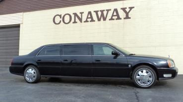 2003 Cadillac Federal 6-Door Limousine