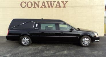 2006 CADILLAC MASTERPIECE HEARSE