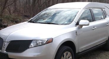 2014 LINCOLN MKT MK TOWN CAR HEARSE